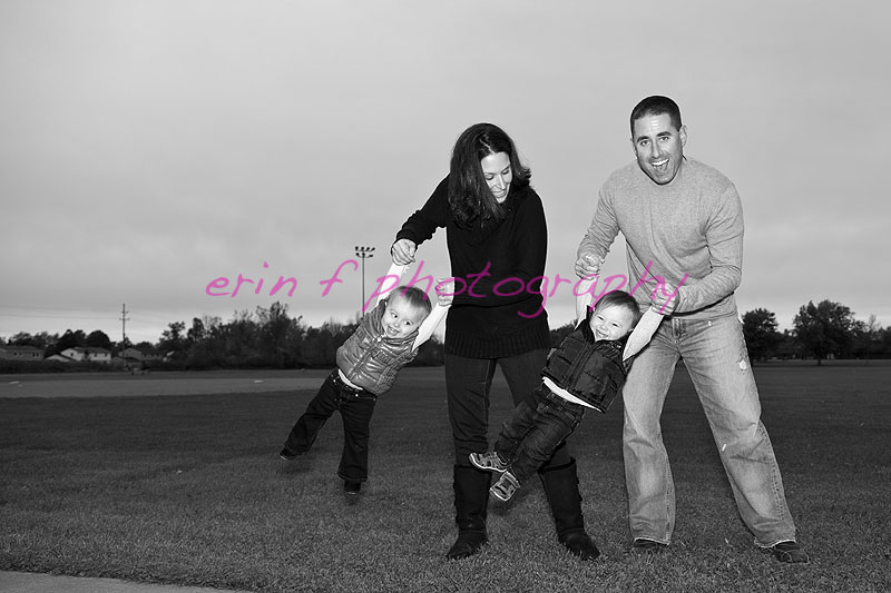 Where is the Snow?  Buffalo Family Photographer