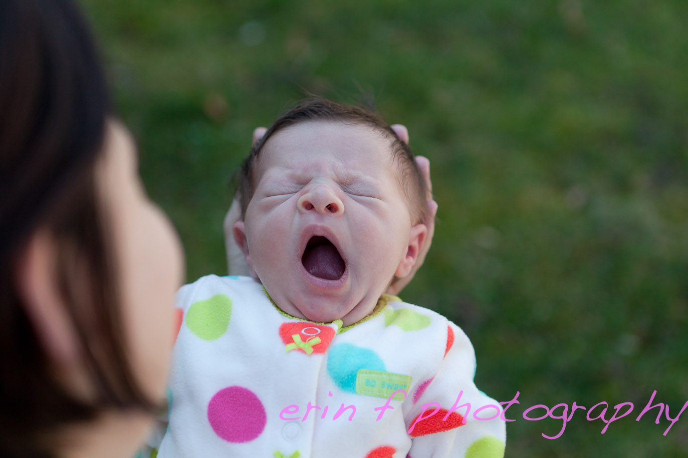 She is Perfect! :: Creative Newborn Photographer