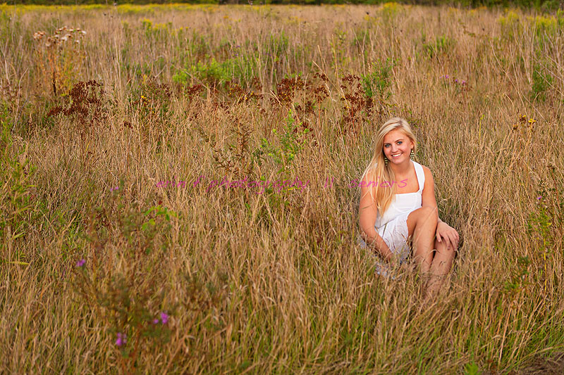 Beachy ::  Creative Senior Portraits Buffalo, NY