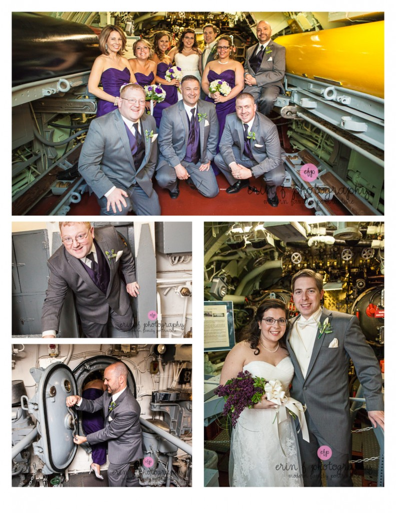Buffalo Naval Park Wedding II