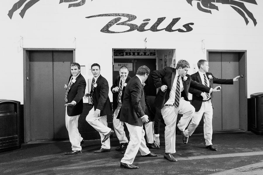 Buffalo bills wedding 10