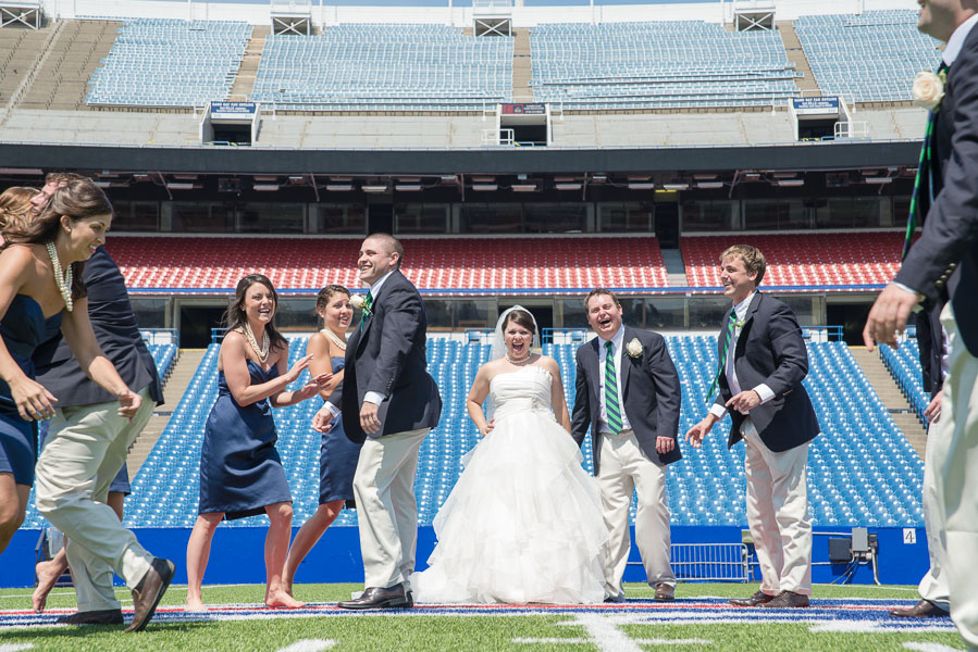Buffalo bills wedding 20