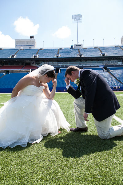 Buffalo bills wedding 28