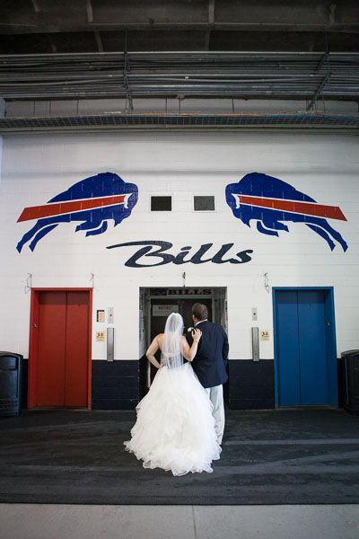 Buffalo bills wedding 30